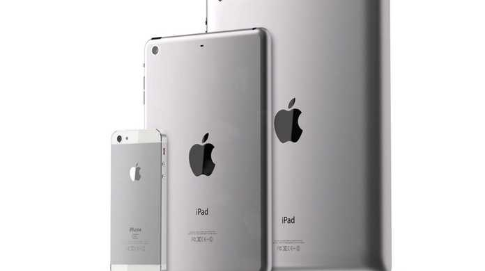 iPad miniの価格は、新しいiPadの約半分くらい?
