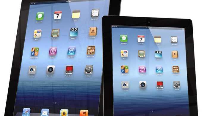 iPad miniの発売日は2012年11月2日か?