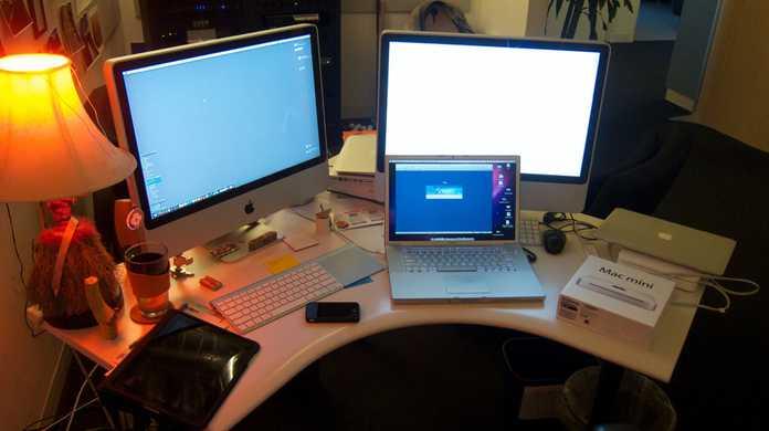 2012年版のMac miniとiMac、現行モデルと同じ価格になるっぽい雰囲気を醸し出してる。