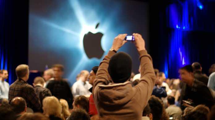 これが2012年10月23日に行われるApple Special Eventの会場「California Theatre」だ!
