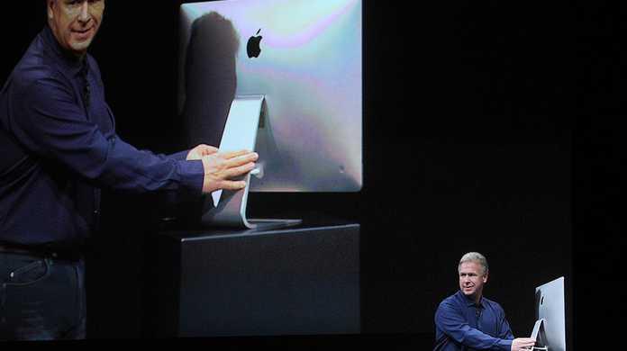 Appleのフィル・シラー氏「常に最高のiMacを作ることを考えている。ブルーレイを搭載しなかったのはニーズがなかったから。」