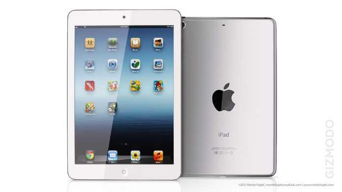 iPad mini 発売。