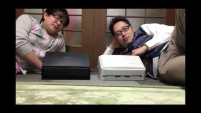 【自炊】ScanSnap iX500とS1500のスキャン速度を比較した動画