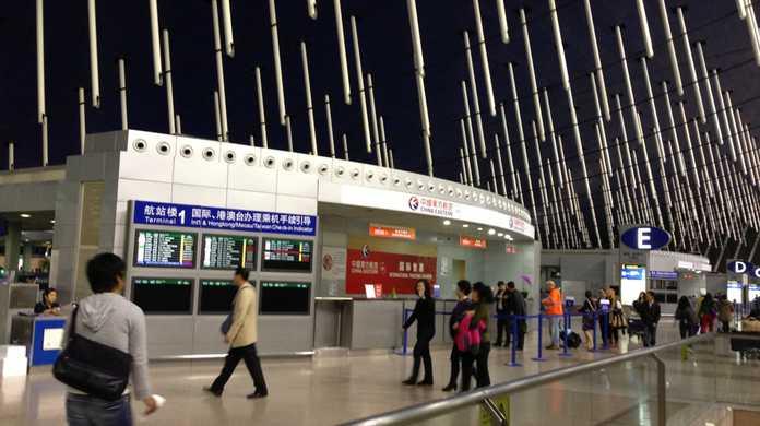 中国・上海に到着!シャンハイはリニアモーターカーが実用化されててびびった! #ブログ観光大使