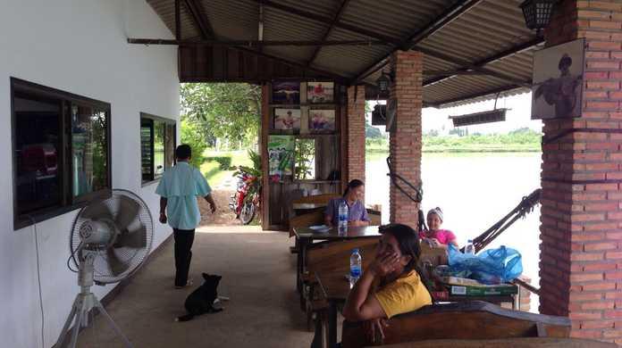 巨大魚釣りに挑戦!タイ・ラチャブリーにある釣り場「IT LAKE MONSTERS」に行ってきた! #ブログ観光大使