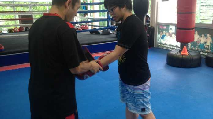 タイ・バンコクにあるムエタイジム「YS Kick Sport Gym」に体験入部してきたよ! #ブログ観光大使