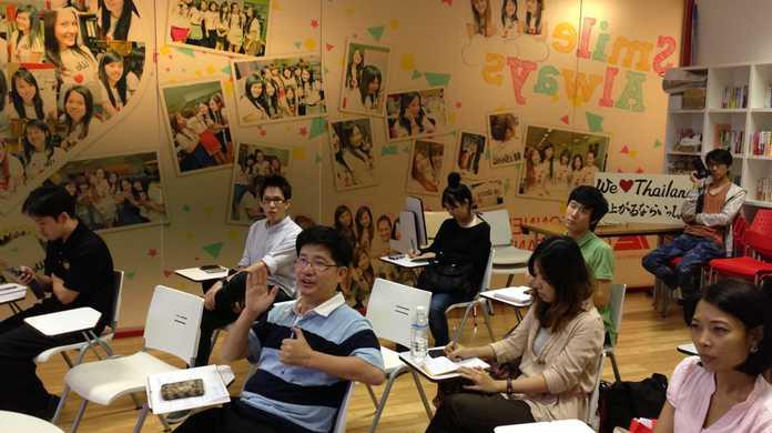 バンコクに住むタイ人と日本人に向けたセミナー「仕事に直結するブログ術」を行いました! #ブログ観光大使