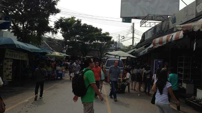 タイ・バンコク郊外にある「チャトチャック・ウィークエンド・マーケット」にいってきた! #ブログ観光大使