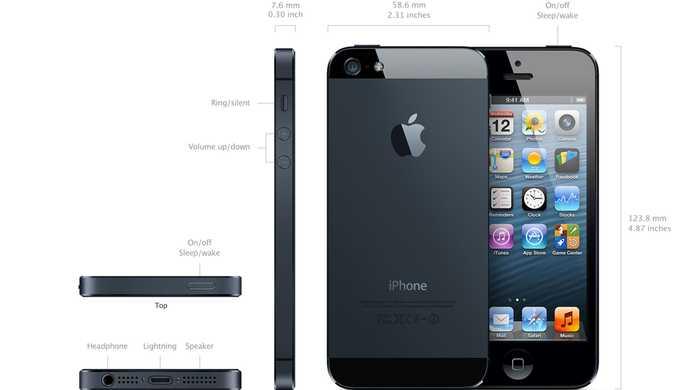 iPhone 5Sはカラーバリエーションが豊富になりおサイフケータイがつき2013年6月にリリース?