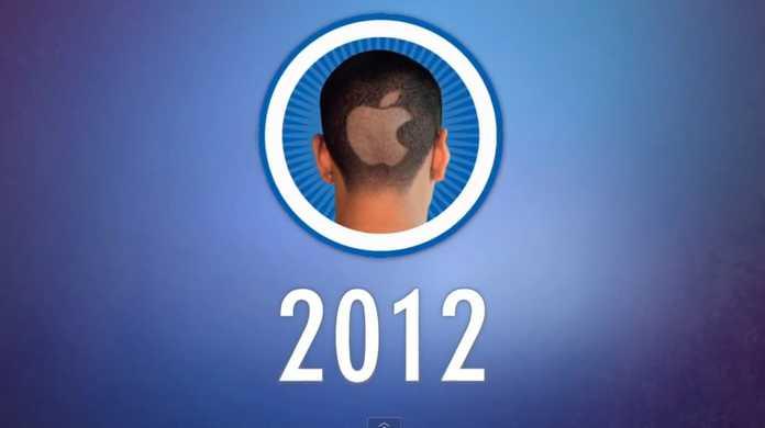 2012年のAppleの動向を一気に振り返ることができる動画