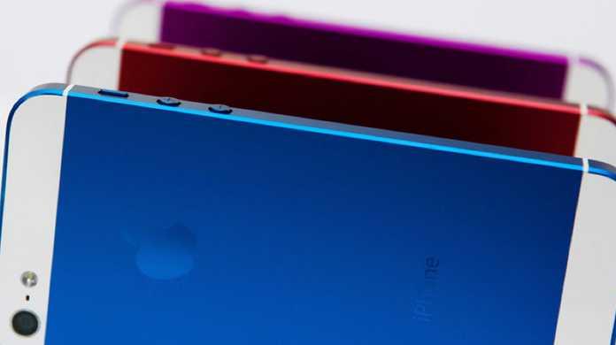 iPhone 5Sが2013年3月下旬から4月に発表される?