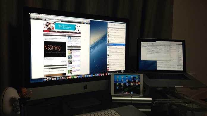 iMac Late 2009とMid 2010を外部モニター化する方法。(Thunderboltケーブルではダメ)