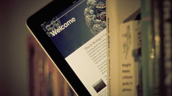 iBooksでページめくりエフェクトを出す方法。