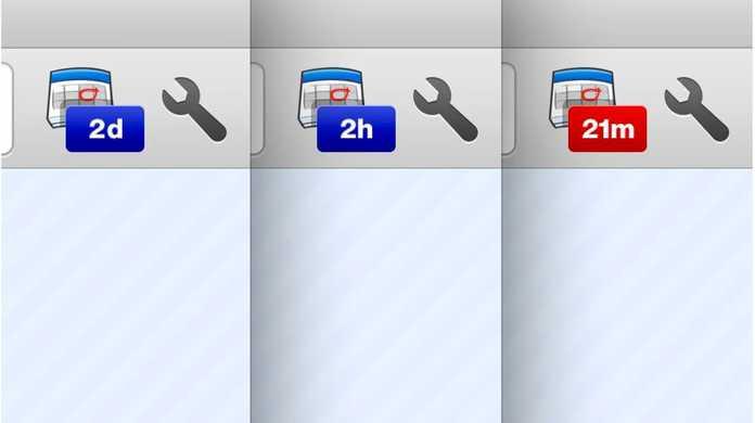 Chrome拡張機能「Google Calender Checker」がめちゃイケ。次の予定までの時間が即把握できる。