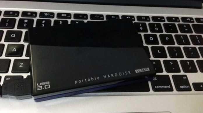 【格安】Mac対応USB3.0外付けHDD (1TB) がとてもお安くなっててオススメな件!
