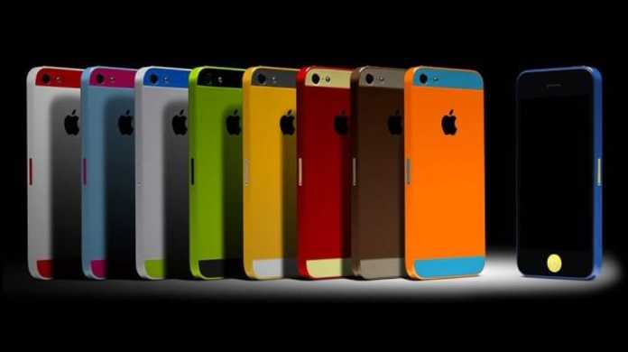 iPhone 5Sの発売日はやはり2013年10月〜12月頃か?