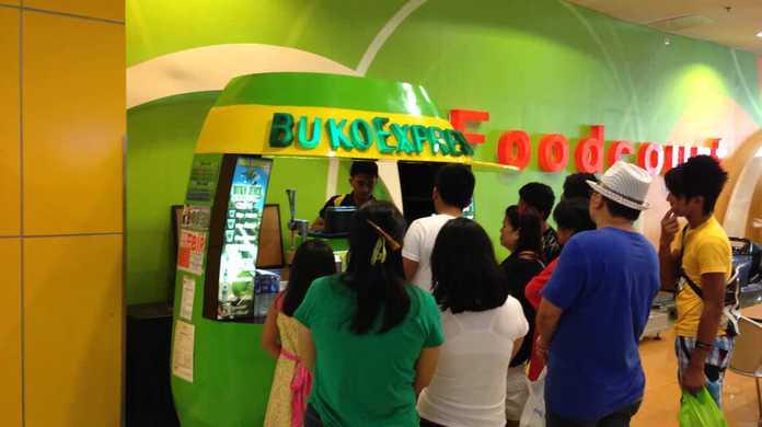フィリピンのヤシの実ジュース「BUKO EXPRESS」がちょー美味かった件