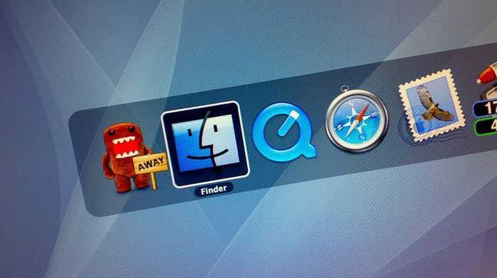 【Mac】Finderのフォルダを新しいウィンドウで開く方法。