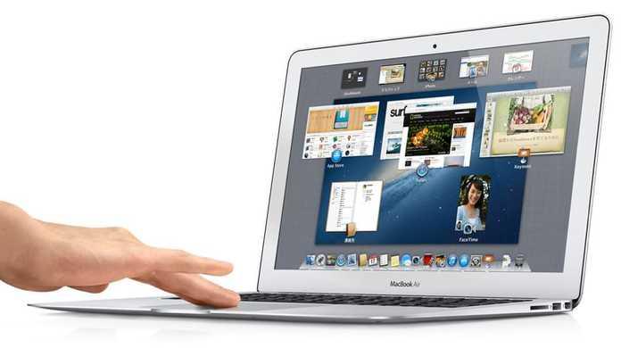 MacBook Air mid 2013とMacBook Pro Retinaのスペック&価格を比較してみた!