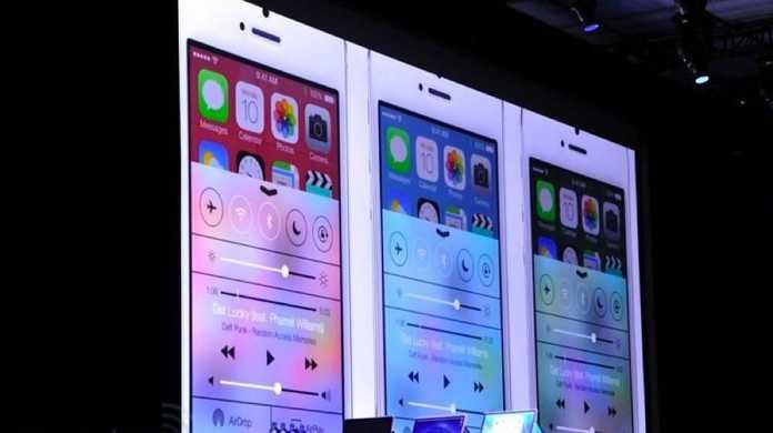 iOS 7が発表!気になる新機能をまとめてみた!