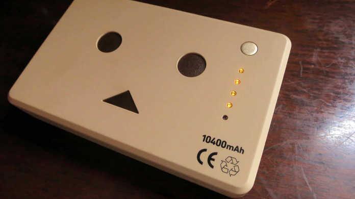 かわいいは正義!ダンボーのモバイルバッテリーはやっぱりちょーー可愛かった!