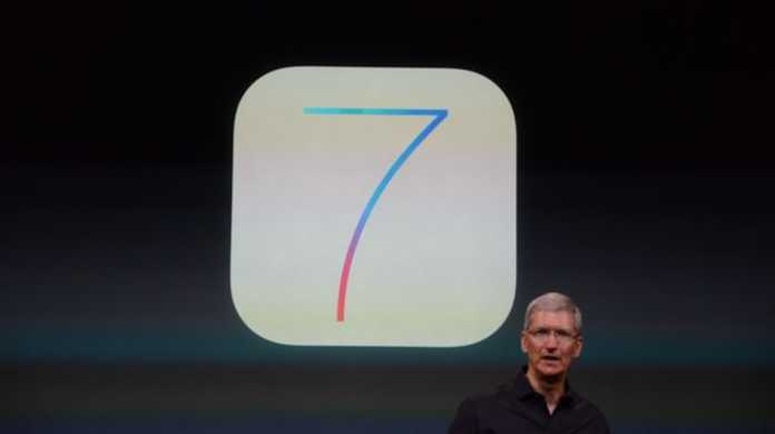 【速報】iOS 7は2013年9月18日にリリース決定。