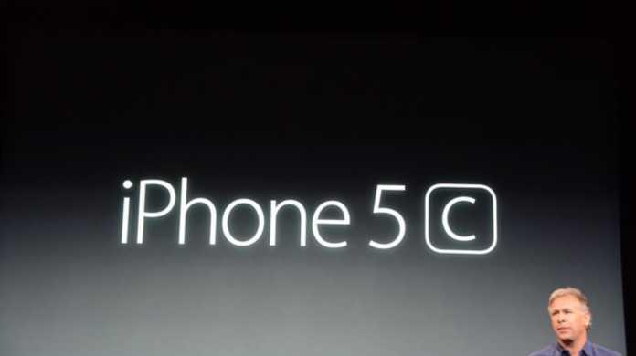 【速報】iPhone 5cが発表。5色のカラバリ。価格は99ドルから。予約受付は2013年9月13日。