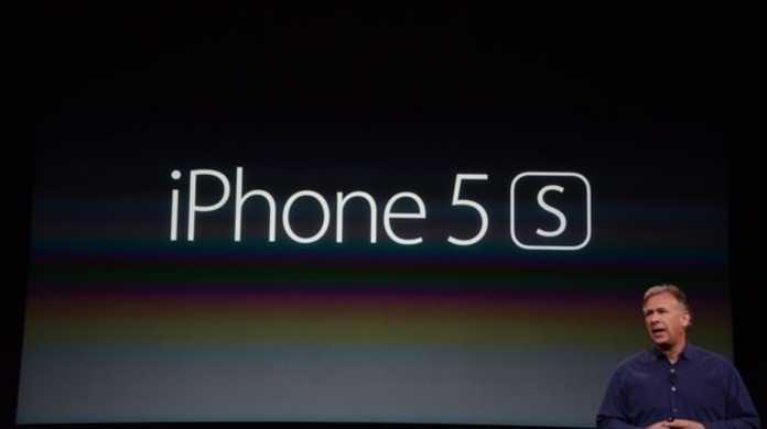 【速報】iPhone 5sが発表。64bitのA7チップを搭載。指紋認証センサーも。価格は199ドル(約19,701円)から。
