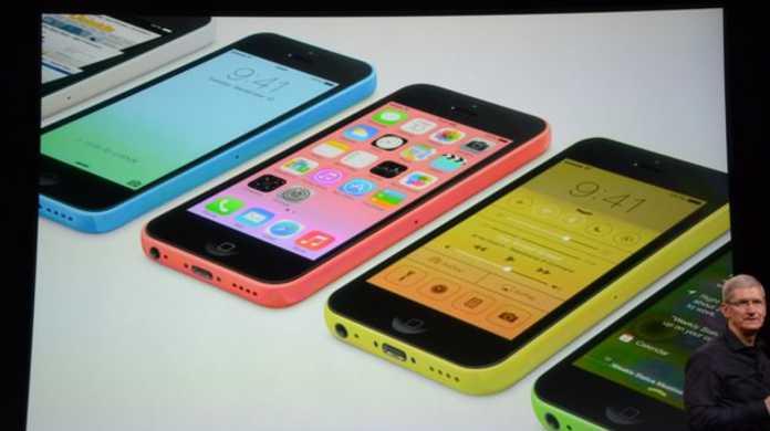 iPhone5sとiPhone5cとiPhone5のスペック&価格を比較してみた!