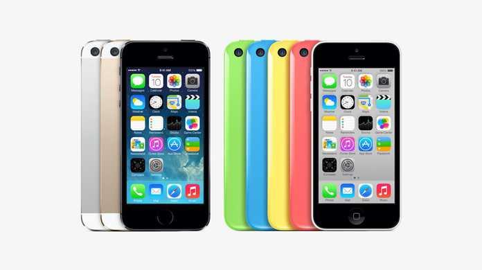 君は何色にする?iPhone 5sとiPhone 5cの人気の色はコレだ!