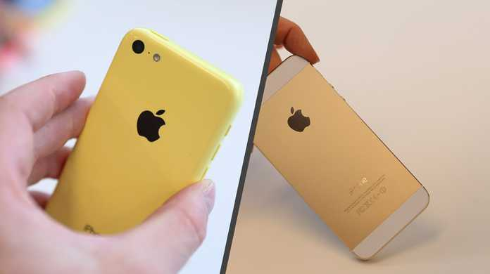 au(KDDI)のiPhone 5sと5cの新規契約・機種変更の料金プランまとめ。