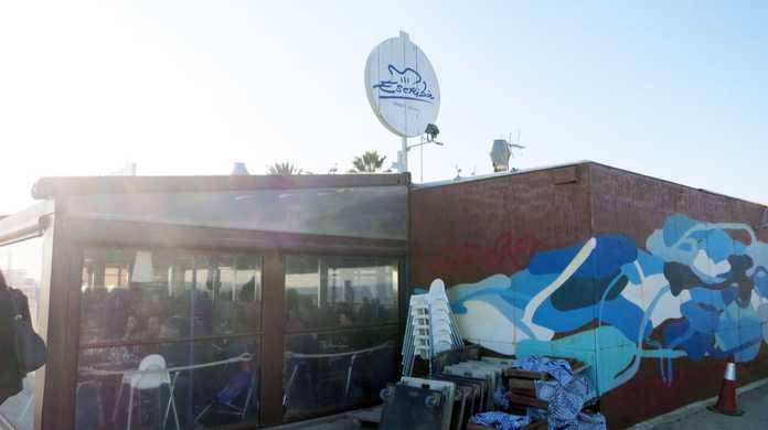 【バルセロナ】海辺に近く最高のロケーションで極上のパエリアが喰える店!「Xiringuito Escribà」マジ最高!(スペイン)