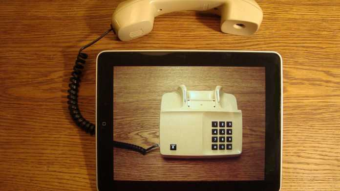 iPad Wi-Fi + Cellularの電話番号(データ通信契約番号)を確認する方法。