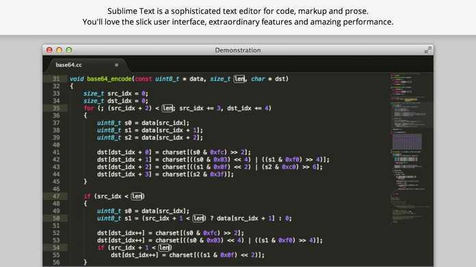 Sublime Textのあのウザい横スクロールを止める設定方法。