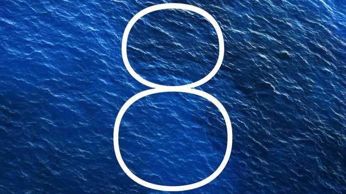 iOS 8はやはり発表確定。iOS 8の垂れ幕がWWDC 2014の会場に登場。