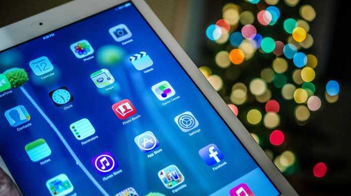 iPad Air 2のメモリは2GB? そろそろiPadでもプログラミングできるようになるかなぁ。
