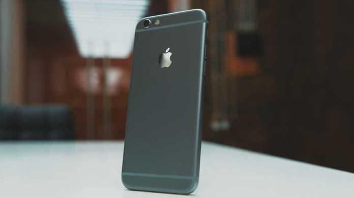超弩級の完成度を誇るiPhone6のリーク動画が登場。