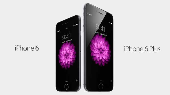 【速報】iPhone 6とiPhone 6 Plusが発表!Retina HD displayを搭載!