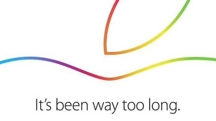 Apple、正式に10月16日にスペシャルイベントの開催を発表。新型iPadやMacBook Air with Retinaが登場か。