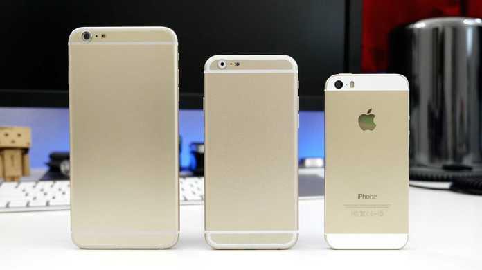 【朗報】iPhone 6 Plus の拡大表示は iPhone 6 の画面解像度を再現可!実機テストが出来てしまう!