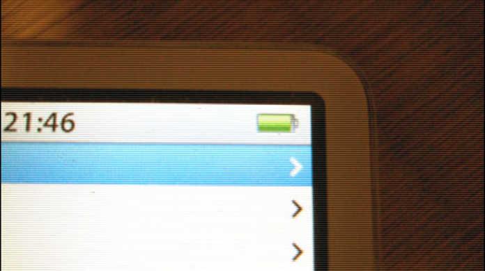 iPodのバッテリーを長くもたす使い方。 賢い充電方法。