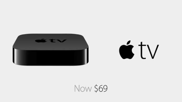 【速報】Apple TVは99ドルから69ドルに値下げ決定。