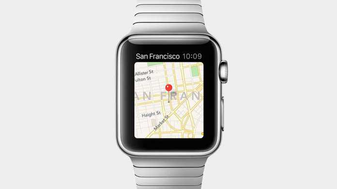 Apple Watchのマップを使って現在地から目的地まで行く方法。【使い方】