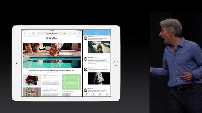 iOS9のiPadの新機能「マルチタスク」がヤバイ!キーボードも超絶進化!