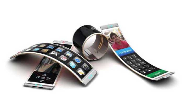 iPhone 8は割れない。フレキシブル有機ELディスプレイ搭載の可能性。