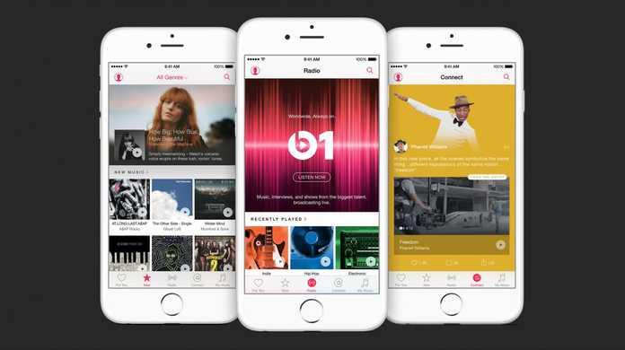 Apple Musicでダウンロード中の曲を一覧表示する方法。【使い方】