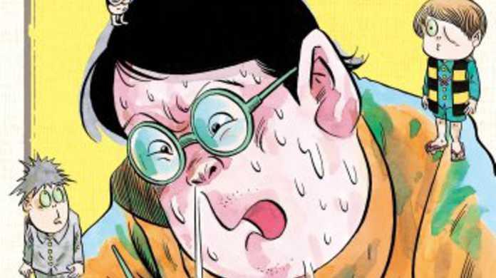 漫画家マンガに外れなし。