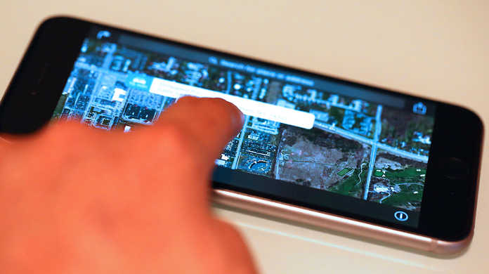 iPhone 6sの感圧タッチは「3D」。おまえらとはひと味違う。