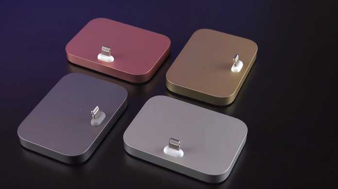 美しき4色のカラーバリエーション。iPhone 6s / 6s PlusのLightning Dock開封の儀。