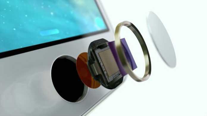 Touch ID「ふるえるぞハート!」ホームボタン「燃え尽きるほどヒート!」